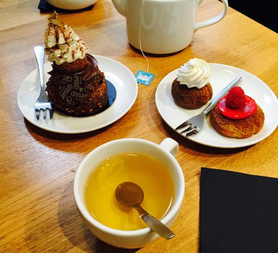 Image L'heure du thé