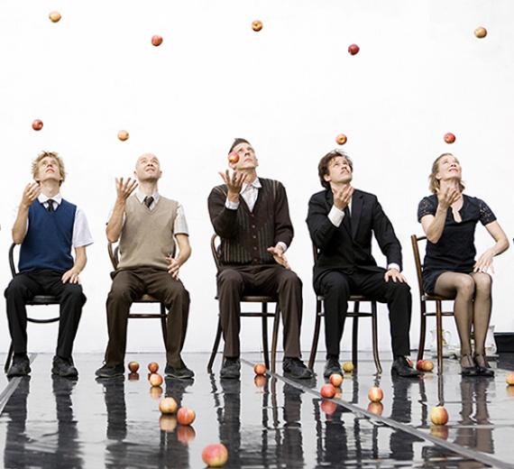 Image Les arts du cirque en décembre