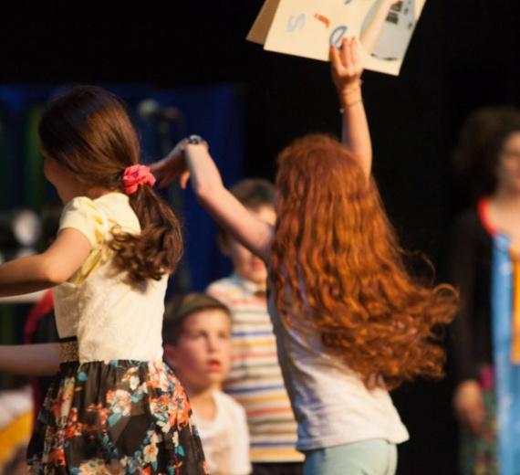 Image Les ateliers et stages pour les enfants durant les vacances de février