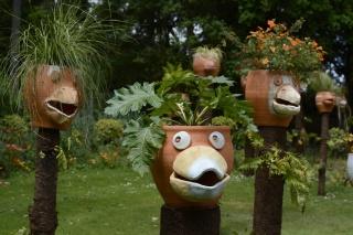 Claude Ponti - Jardin des plantes | WIK Nantes