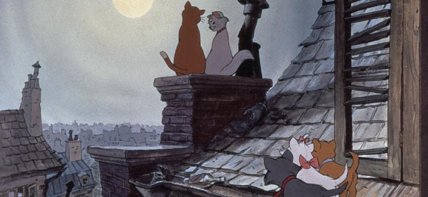 Les Aristochats Animation