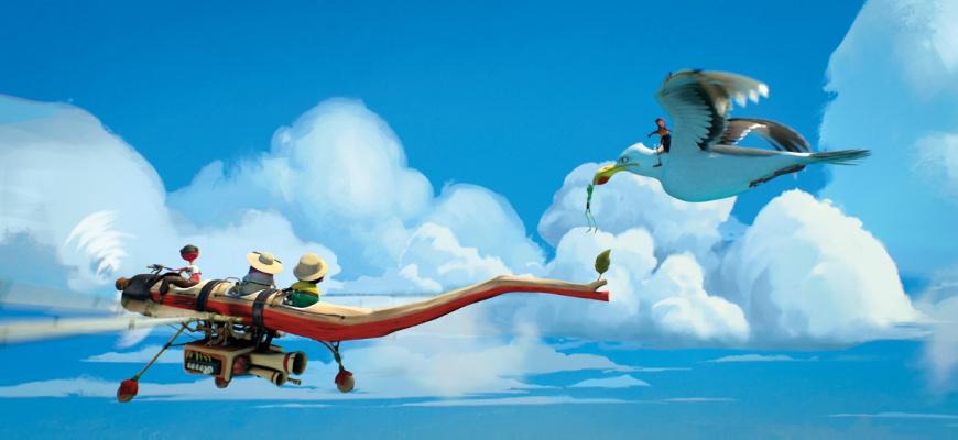 Le Tour du monde en 80 jours Animation