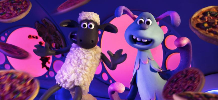 Shaun le Mouton Le Film : La Ferme Contre-Attaque Animation