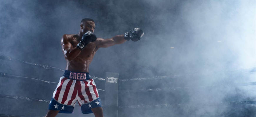Creed II Action