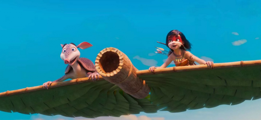 Ainbo, princesse d'Amazonie Animation