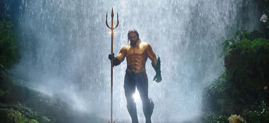 Aquaman Aventure