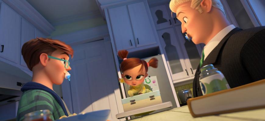 Baby Boss 2 : une affaire de famille Animation