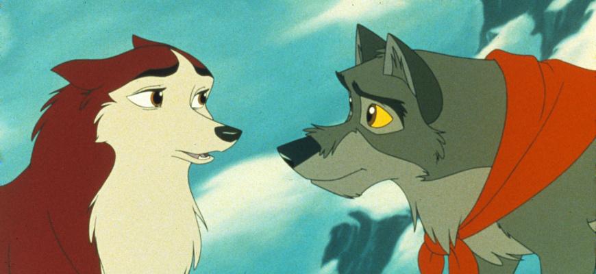 Balto chien-loup, héros des neiges Animation