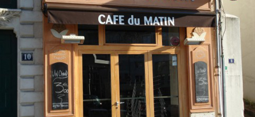 Café du matin Bistrot de quartier