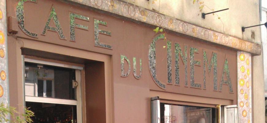 Café du Cinéma | WIK Nantes Nantes