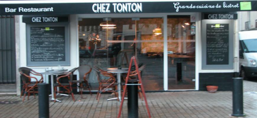 Chez Tonton  Bar à vin