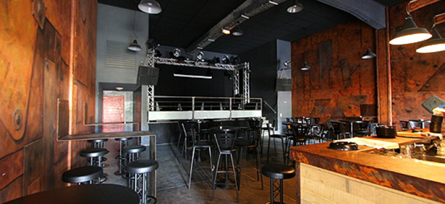 Le Ferrailleur Café-concert