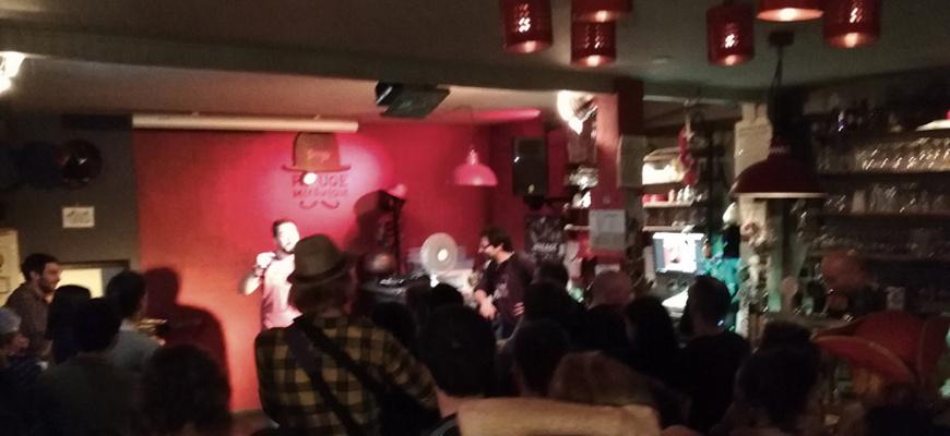 Le Café Rouge Mécanique Café-concert