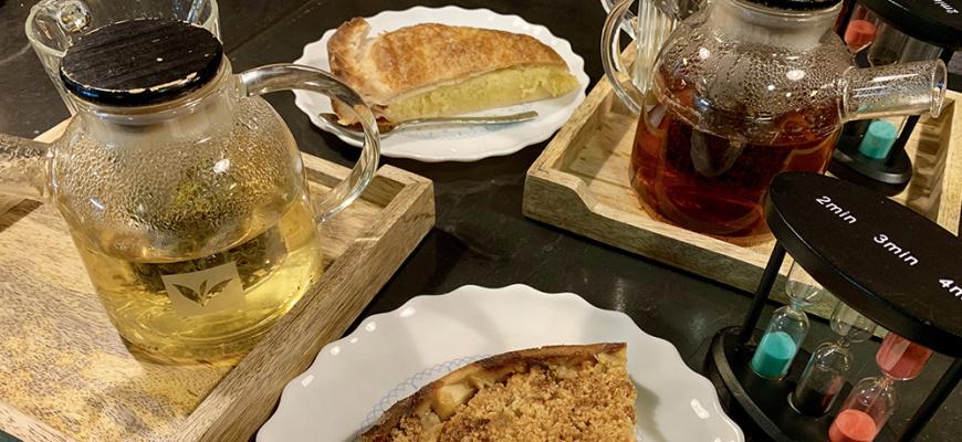 La Cafetière fêlée Salon de thé