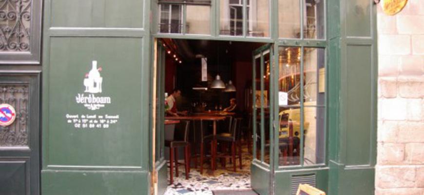 Le Jéroboam Bar à vin