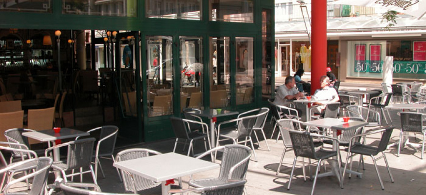 Le Kiosq  Café brasserie