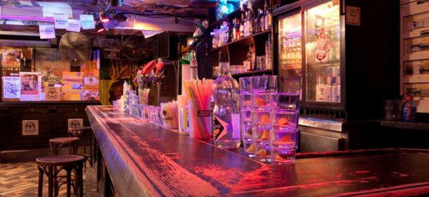 La Calle Bar de nuit