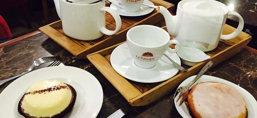La Passagère Salon de thé