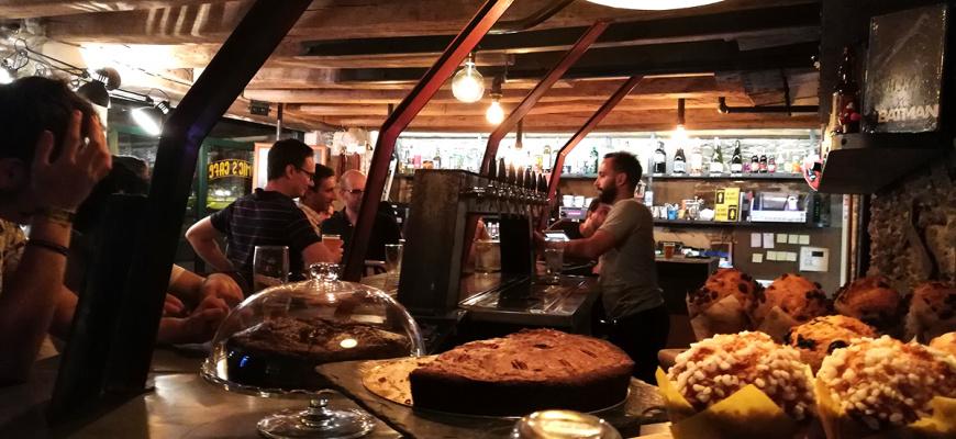 L'Atomic's Café Bar à thème