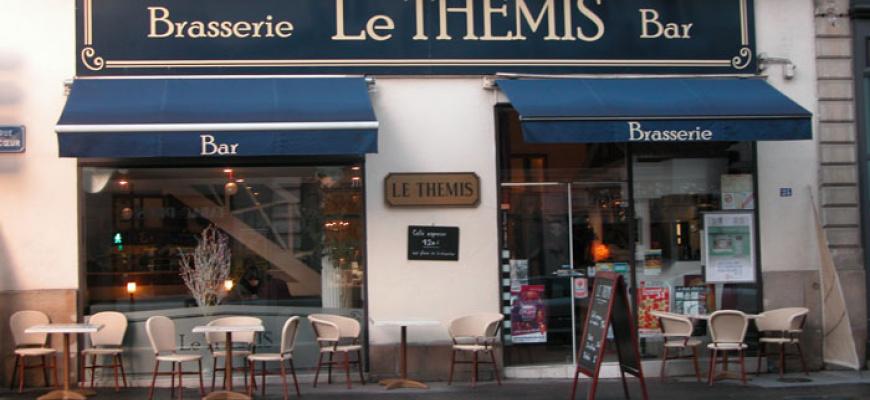 Le Thémis  Café brasserie