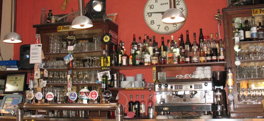 Le Bar Du Coin Étudiants