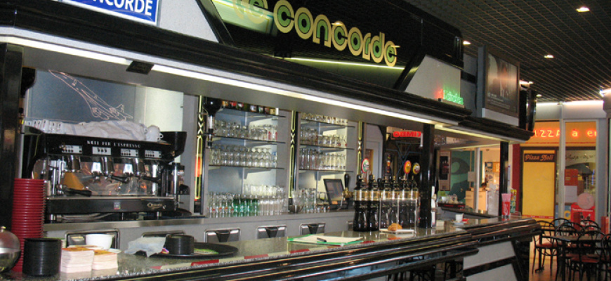 Le Concorde Café brasserie
