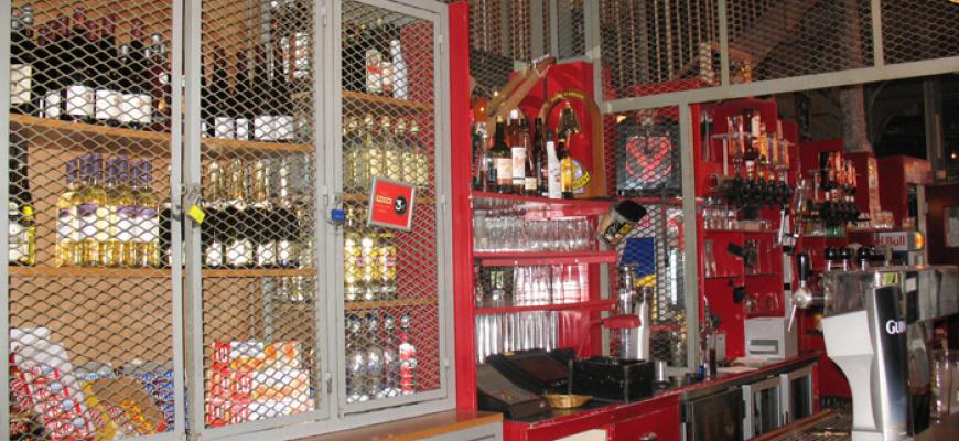 Lieu Unique Bar de nuit