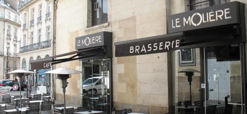 Le Molière Café brasserie