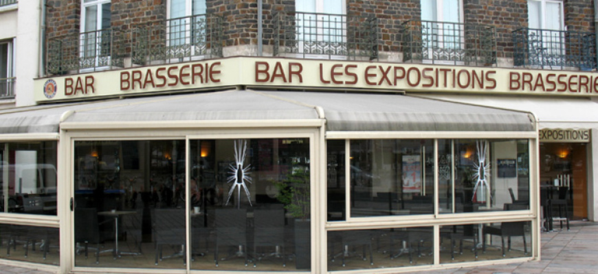 Les Expositions Café brasserie