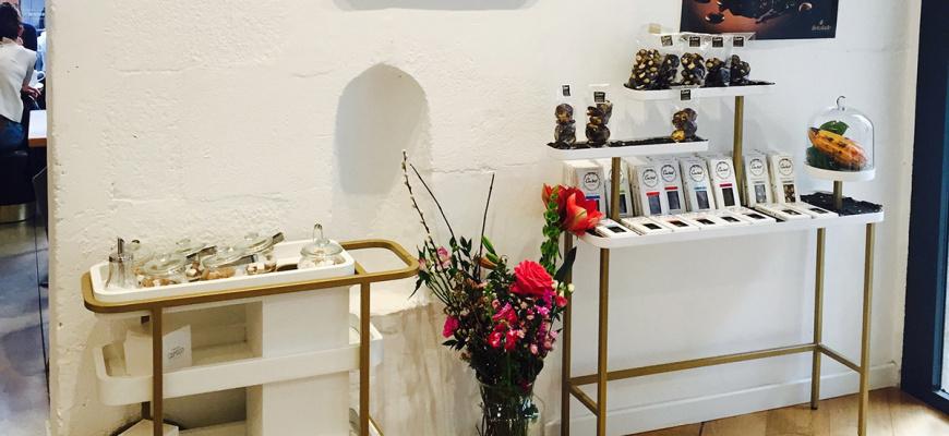 Maison Grimaud Salon de thé