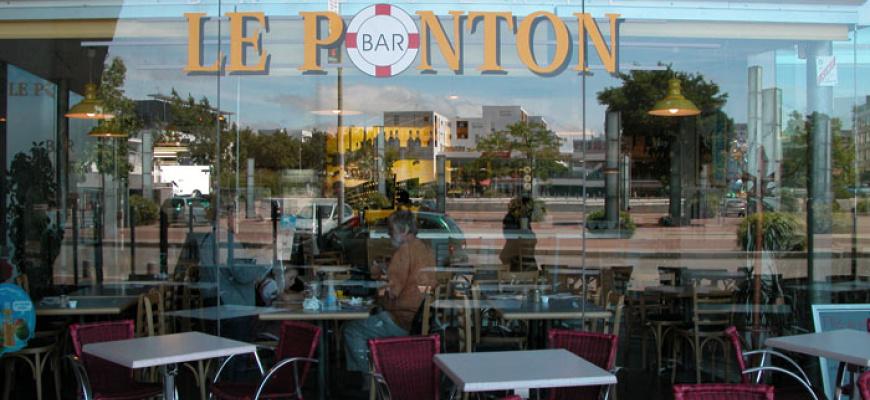 Le Ponton Café brasserie
