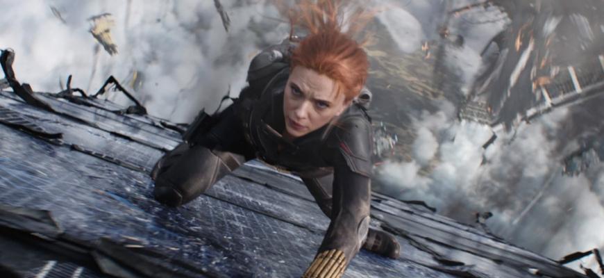 Black Widow Action
