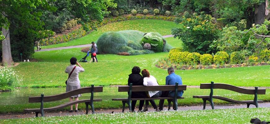 Jardin des plantes de Nantes - | WIK Nantes Nantes