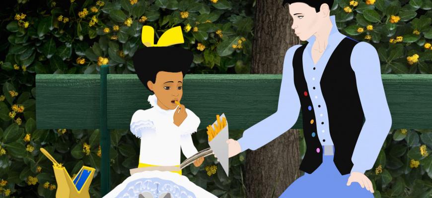 Dilili à Paris Animation