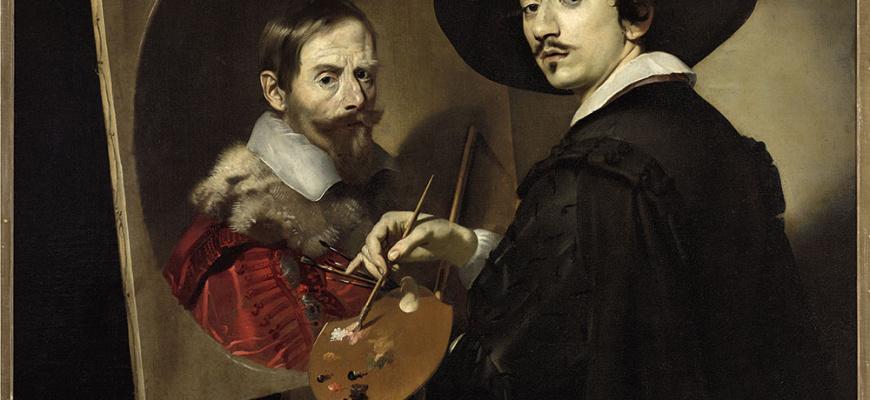 Nicolas Régnier, l'homme libre Peinture