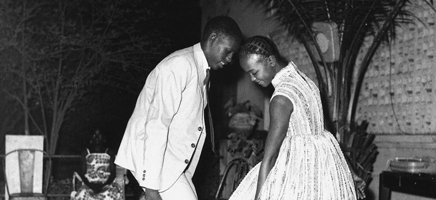 Let's twist again, de Malick Sidibé Photographie