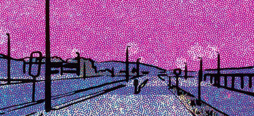 Exposition Giacomo Nanni Art graphique