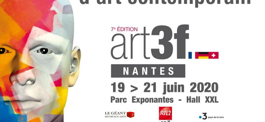 art3f - Salon international d'art contemporain  Art contemporain