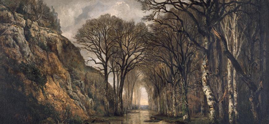 L'Âme de la forêt Peinture