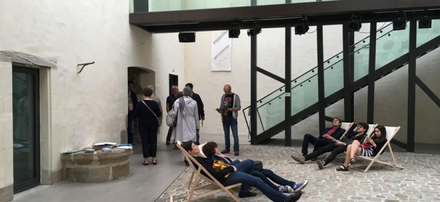 Le Voyage à Nantes - Philippe Ramette Art contemporain