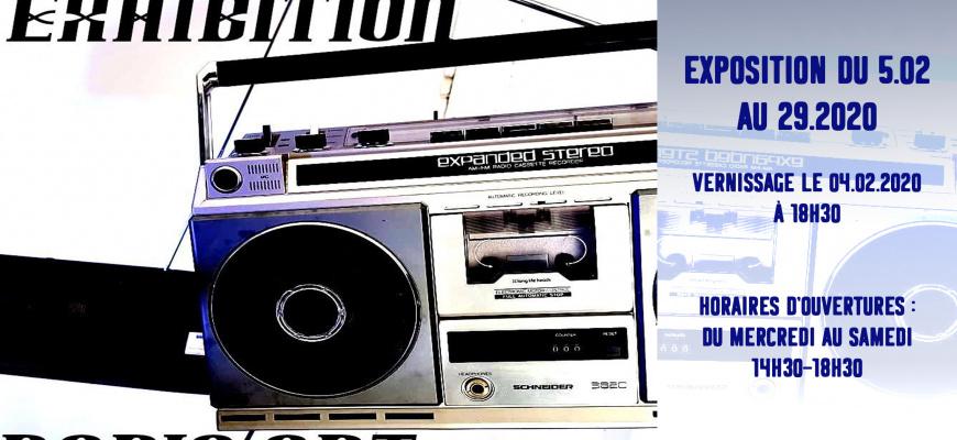 Exposition Audioblast #8 Pluridisciplinaire