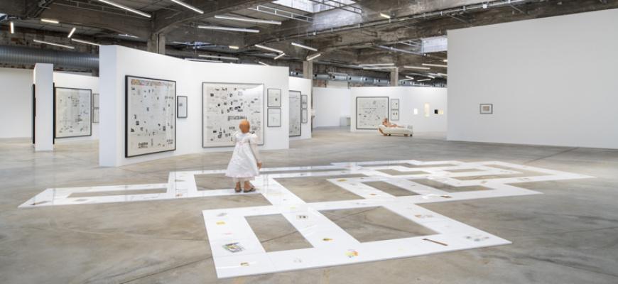 Gilles Barbier - Travailler le dimanche Art contemporain
