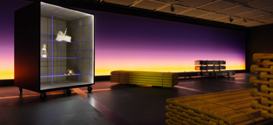 Benoît-Marie Moriceau - The relative size of things and the vertigo of the infinite Art contemporain
