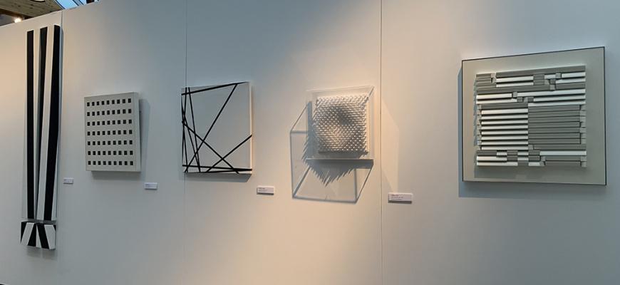 Regards sur l'artcontemporainde l'abstraction àla figuration, la collection Branchet Art contemporain