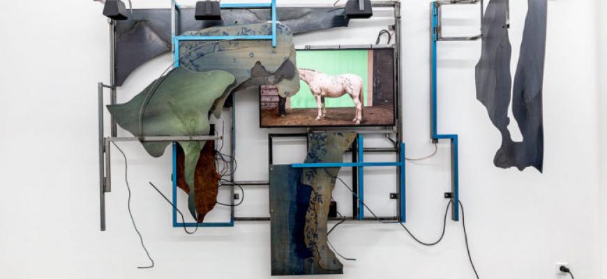 Élevage, Céréales, Gaec et Machinisme Art contemporain