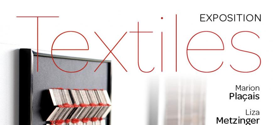 Textiles  Exposition collective