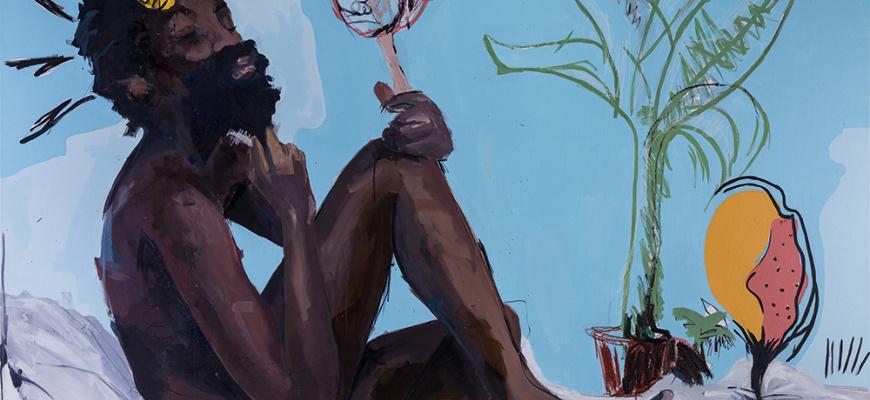 À cris ouverts, Biennale d'art contemporain Art contemporain