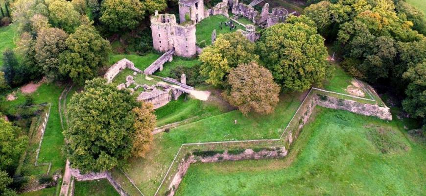 Visite guidée - Le château à travers les siècles Visites et sorties