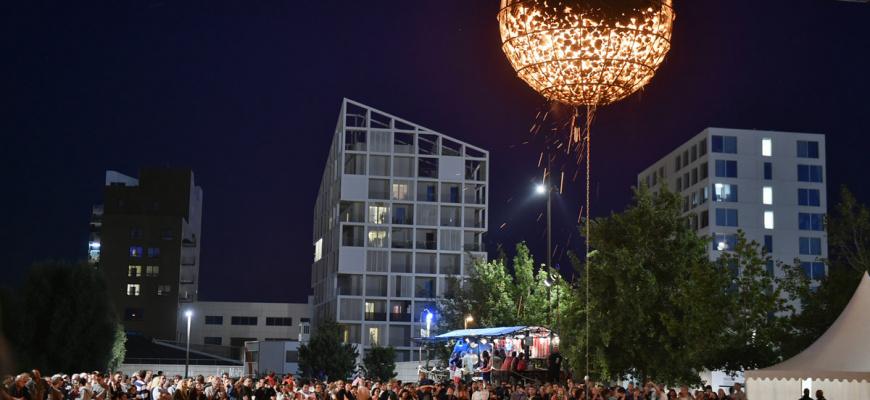 La nuit du VAN 2019 - Nantes centre-ville | WIK Nantes Nantes