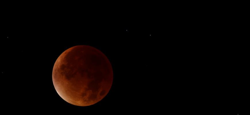Ciels de Nantes - Il est 5h, la Lune s'éclipse Soirée